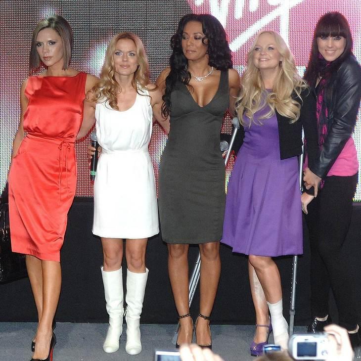 Spice Girls gratulieren Emma Bunton zur Verlobung