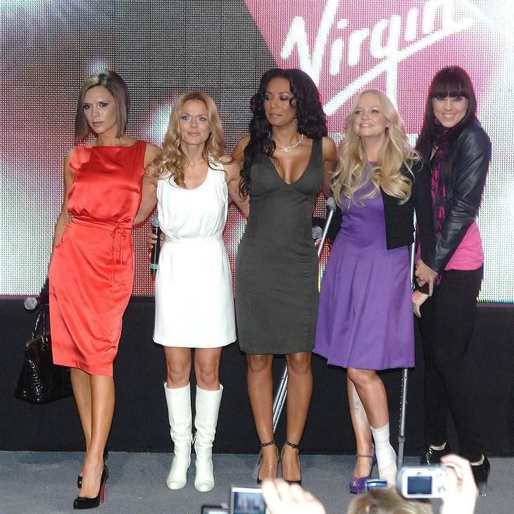 """George Michael: """"Spice Girls haben die Musikgeschichte verändert!"""""""