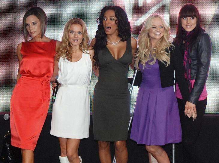 Zweites Comeback von den Spice Girls?