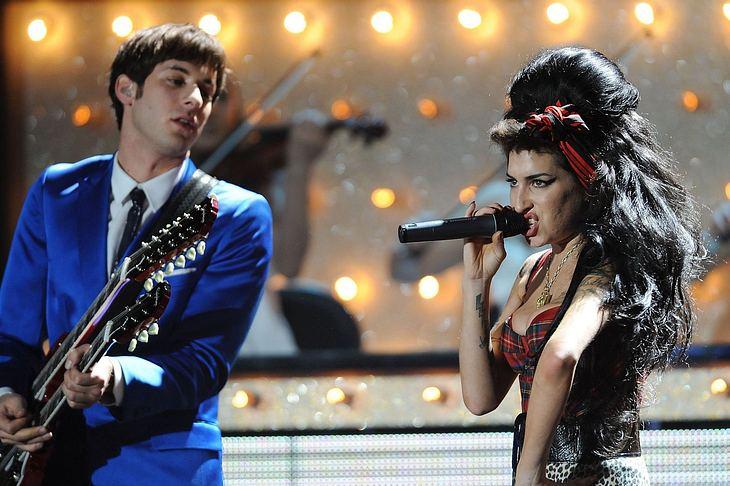 Winehouse und Ronson tun sich wieder zusammen