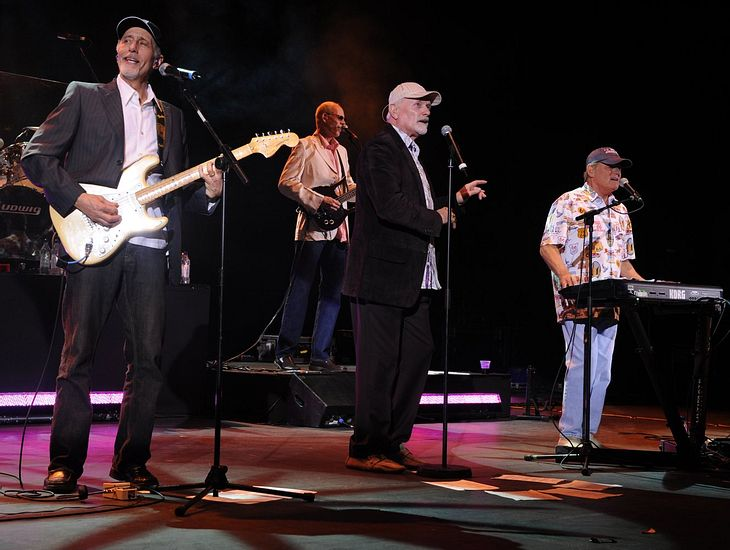 Beach Boys: Mega-Show 2011?