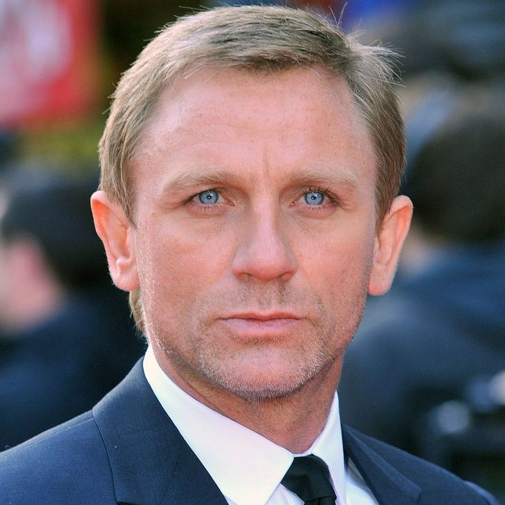 Daniel Craig kann sich den Hochzeitstag nicht merken