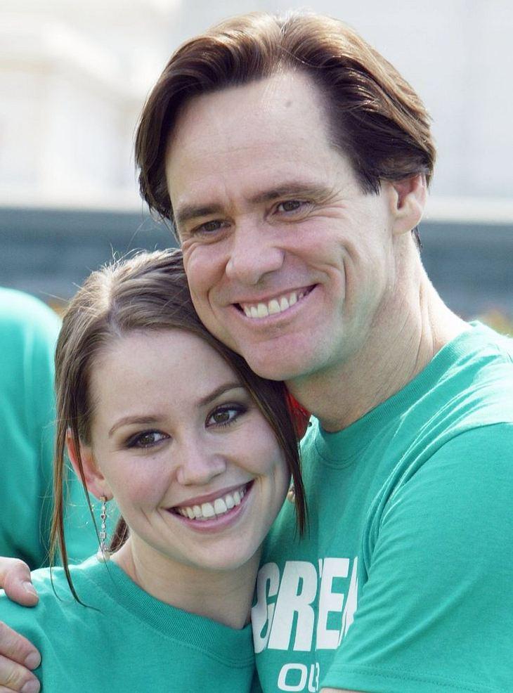 Premiere! Jim Carrey wird zum ersten Mal Großvater.