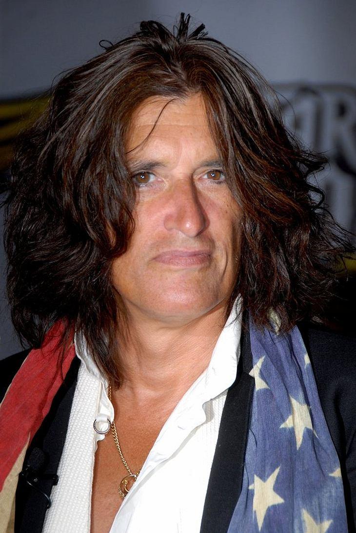 """Perry: """"Aerosmith müssen es ruhiger angehen lassen"""""""
