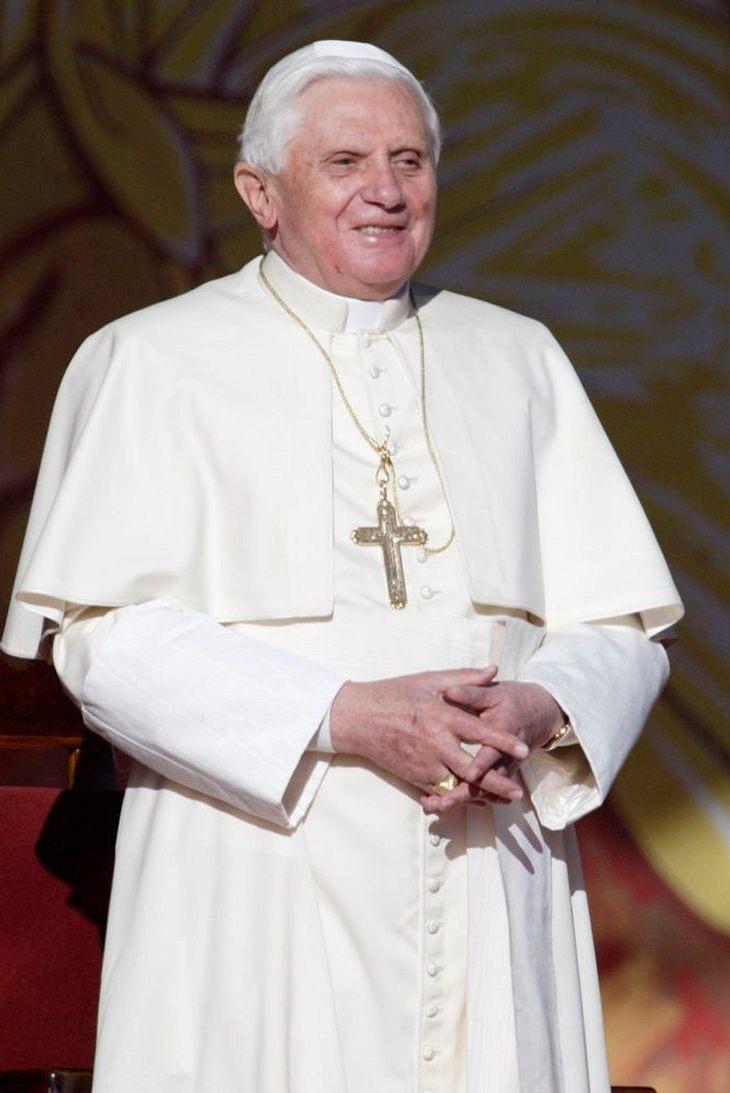 Papst Benedikt XVI. für Classical Brit Award nominiert