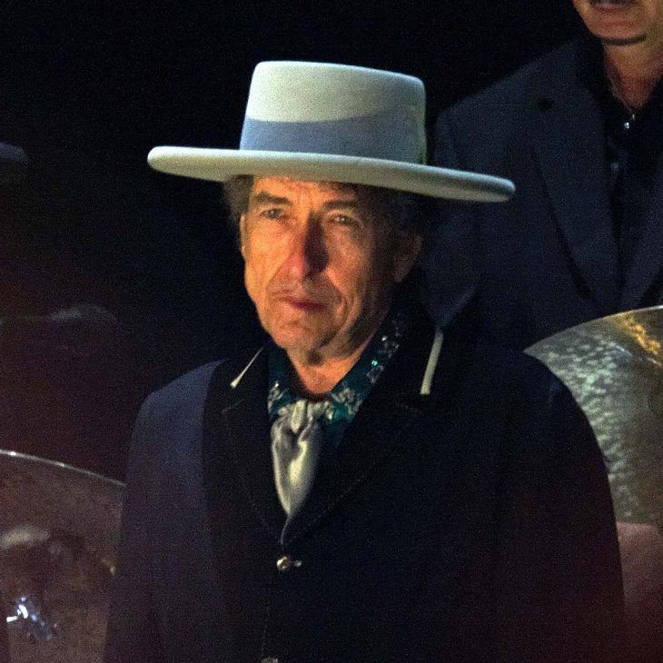 Bob Dylan mit Freiheitsmedaille geehrt