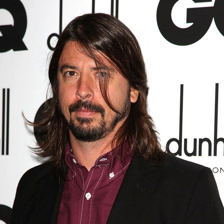 Foo Fighters rocken für die Erdbeben-Opfer