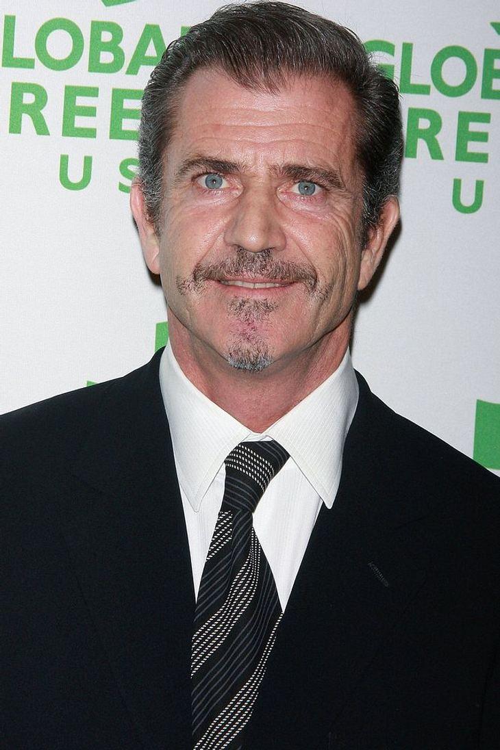 Mel Gibson: Baby da?