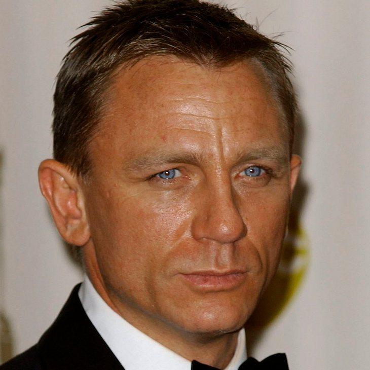 """Daniel Craig lehnte """"James Bond""""-Rolle zuerst ab"""