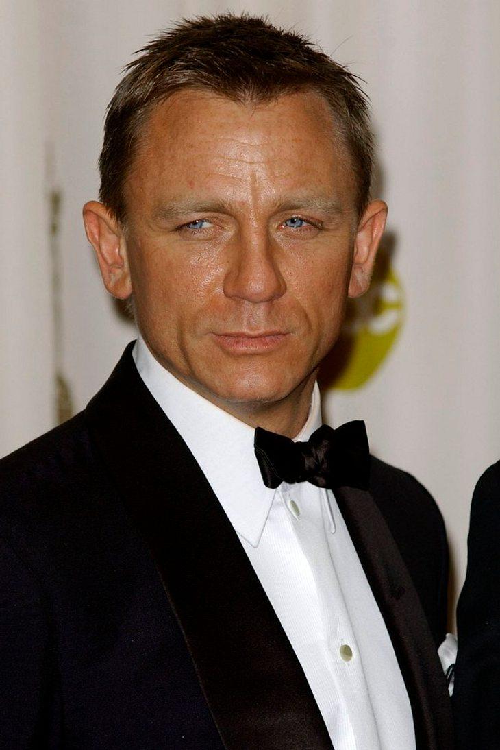 Daniel Craig spielt Mikael Blomkvist