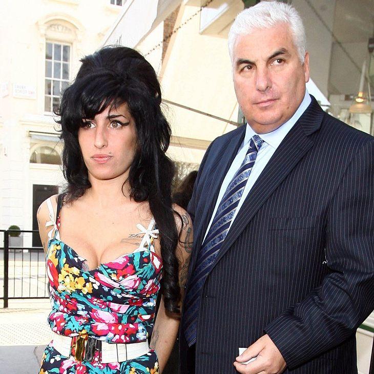 """Mitch Winehouse: """"Amy wollte mit Drogen und Alkohol aufhören"""""""