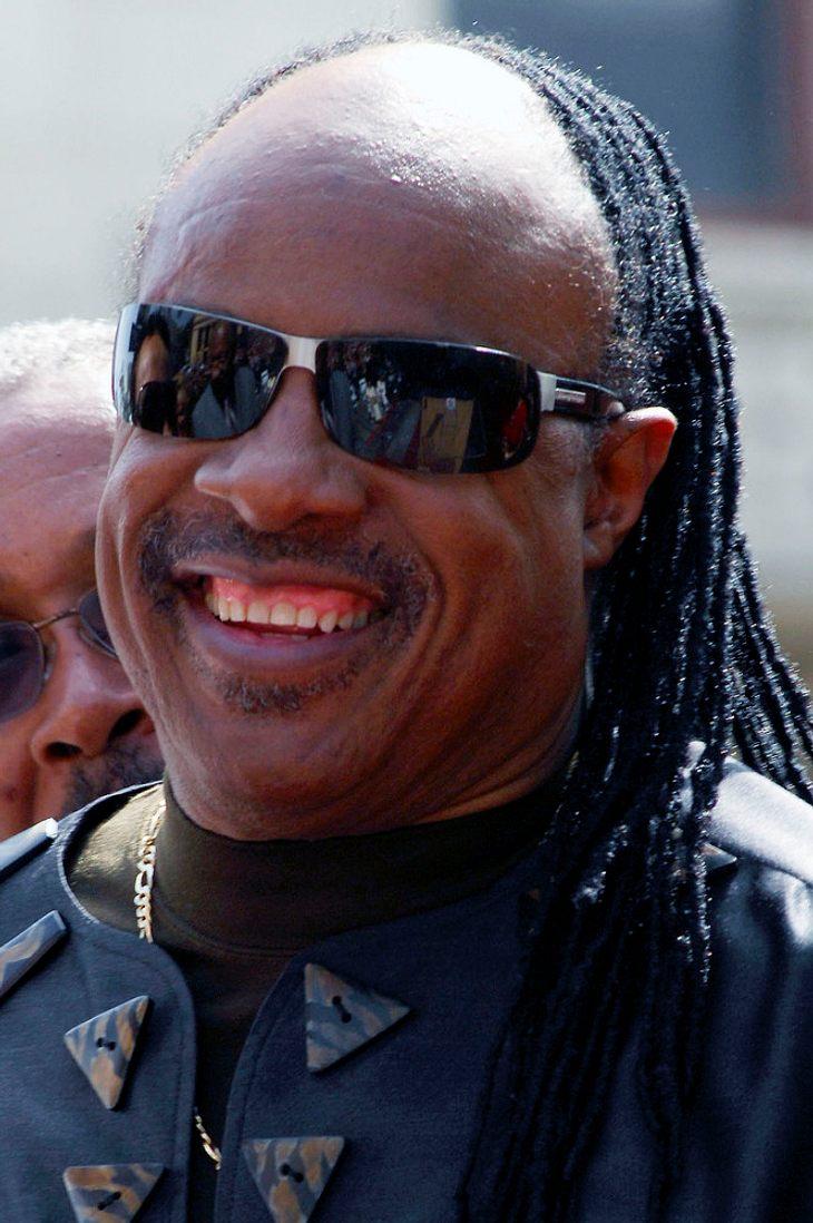 Stevie Wonder in Frankreich geehrt