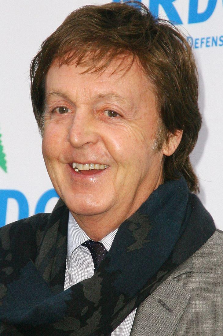 """McCartney: """"Ich erwartete nie, Beatles-Songs von Jackson zu erben"""""""