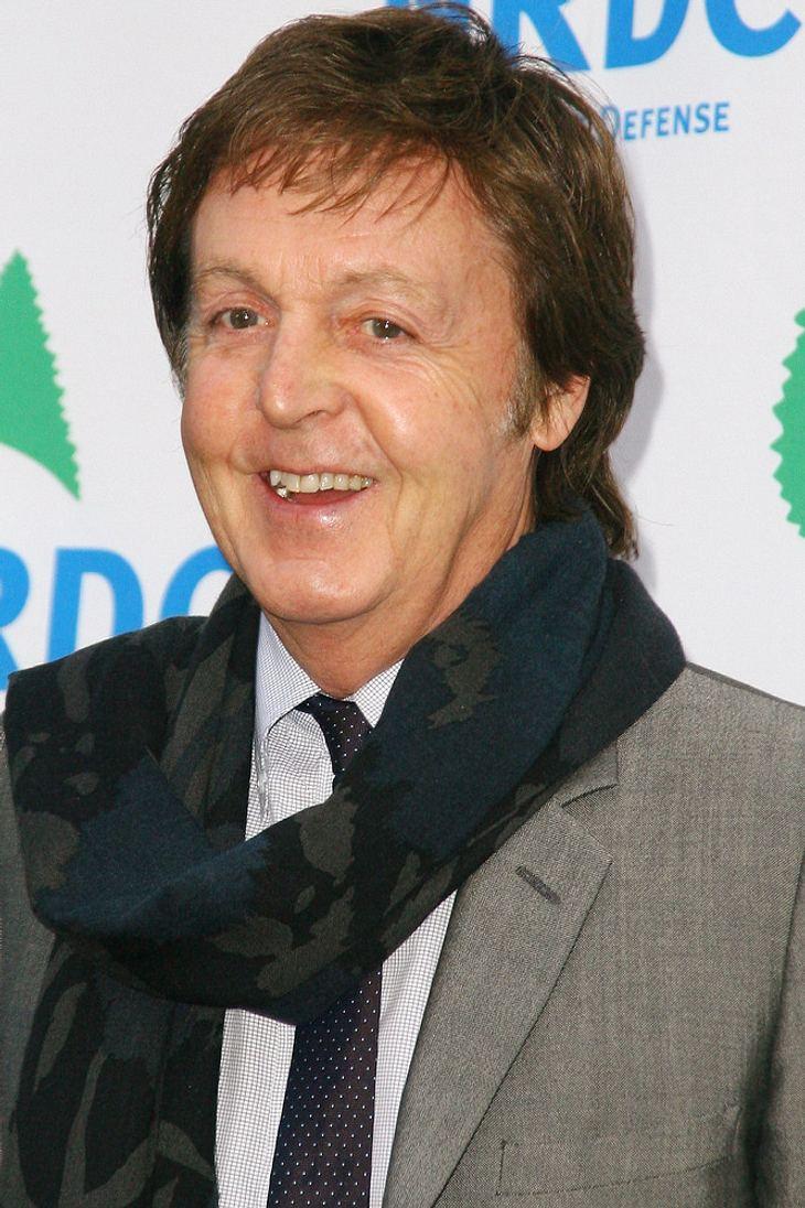 Paul McCartney: Handschriftliche Lyrics zu ersteigern