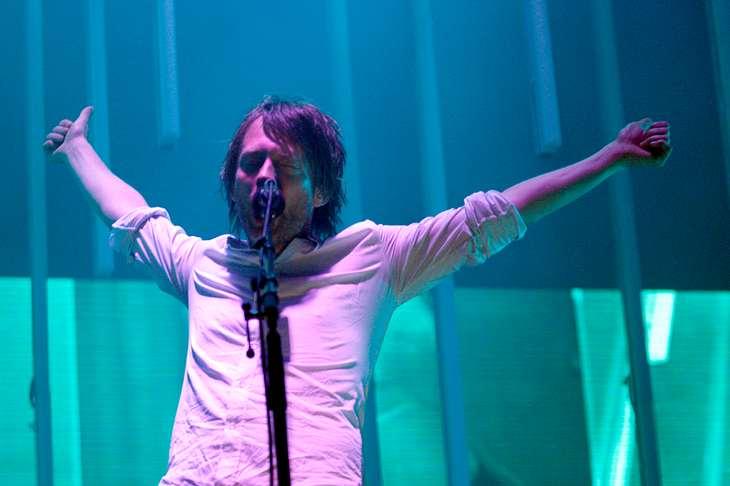 Radiohead sammeln 573.000 Dollar für Haiti