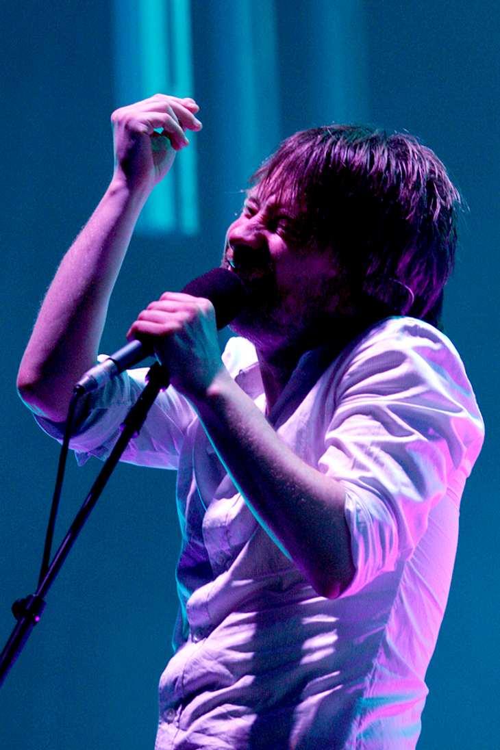 Radiohead planen 2010er Album