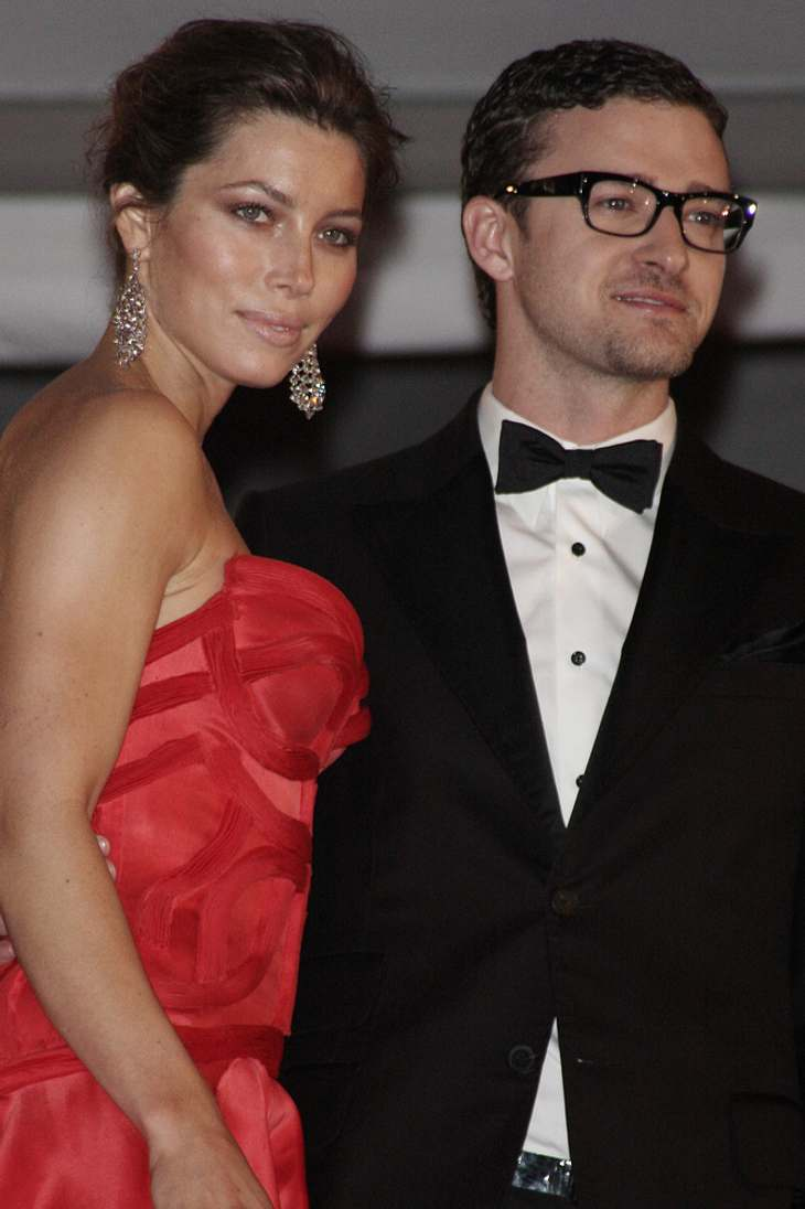 Timberlake und Biel bringen Trennungsgerüchte zum Verstummen