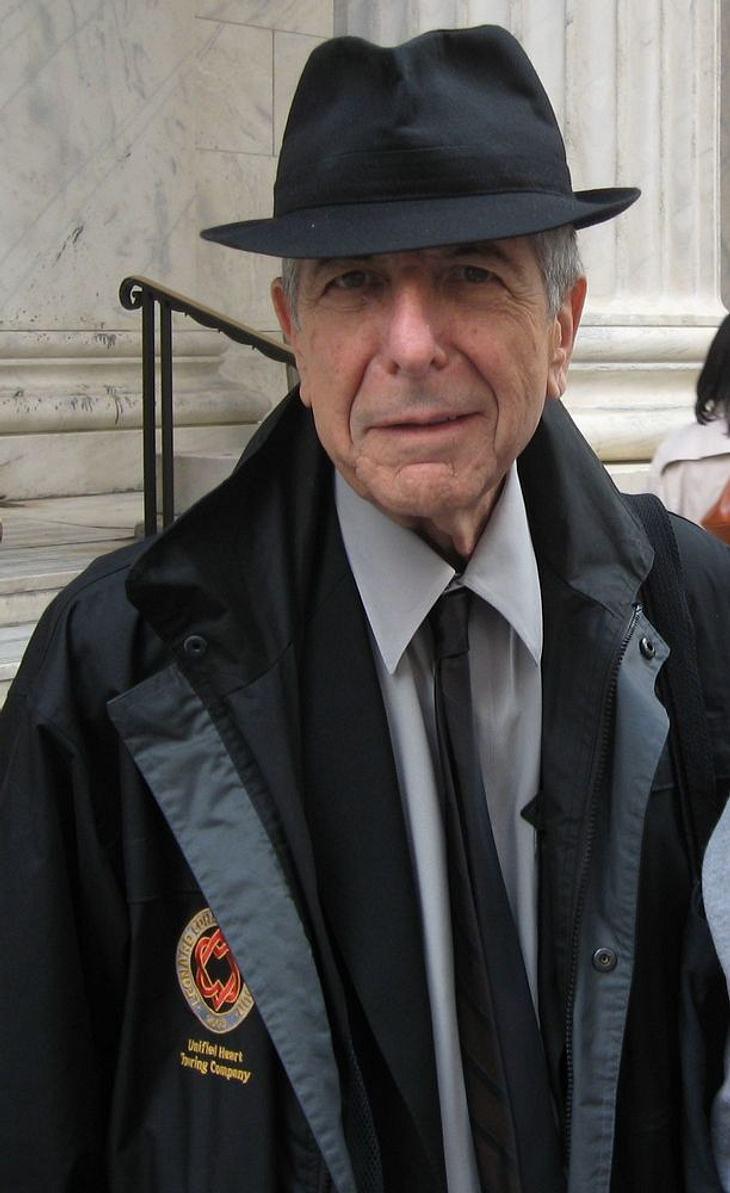 Leonard Cohen verlängert Comeback-Tour