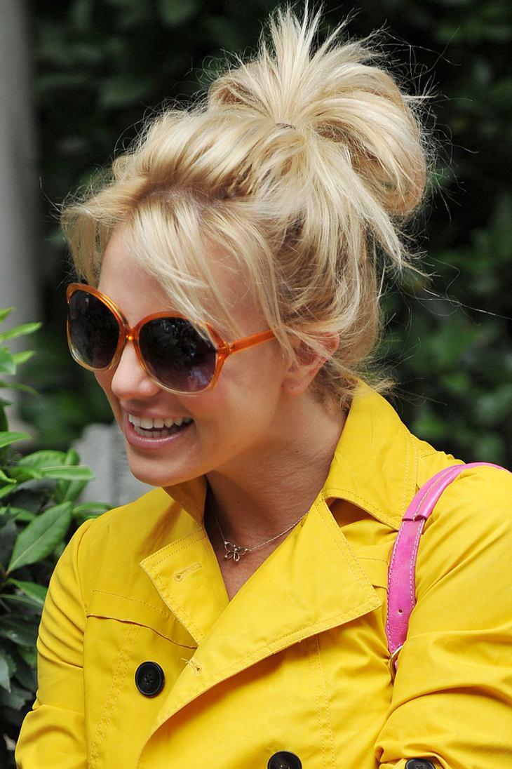 Spears will Söhne nicht in Federlines TV-Serie