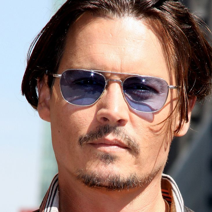 Johnny Depp und Natalie Portman in McCartneys Video