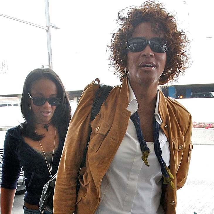 Whitney Houston: Tochter im Krankenhaus