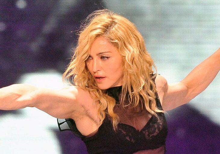 Madonnas emotionales Bühnen-Tribut an Jackson