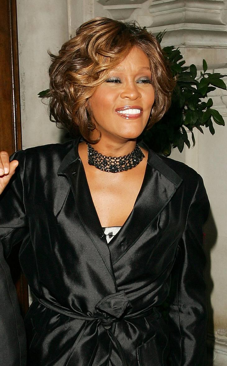 Übernimmt Whitney Houston die Jackson-Konzerte?