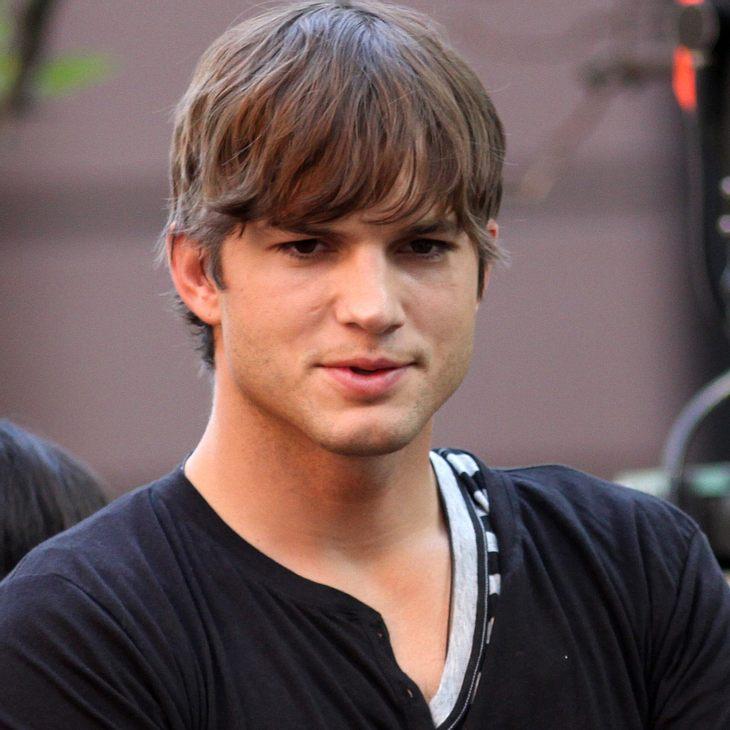 Ashton Kutcher drängt auf schnelle Scheidung