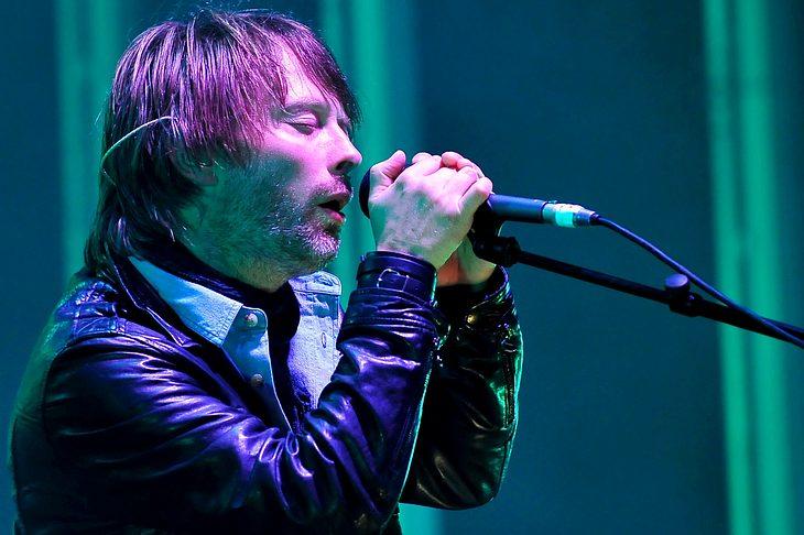 Radiohead unsicher über neues Album