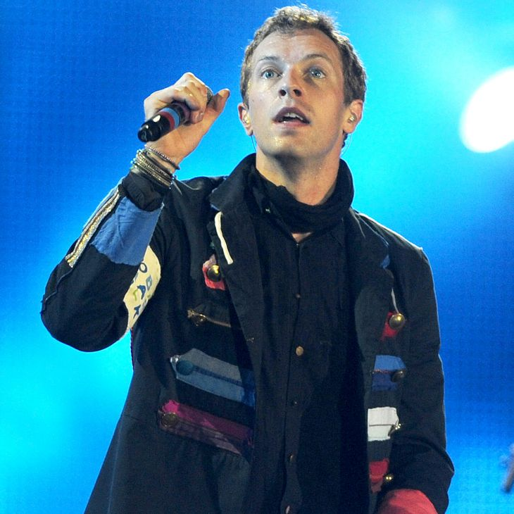 Chris Martin & Gwyneth Paltrow: Mit der Tube zum Coldplay-Konzert