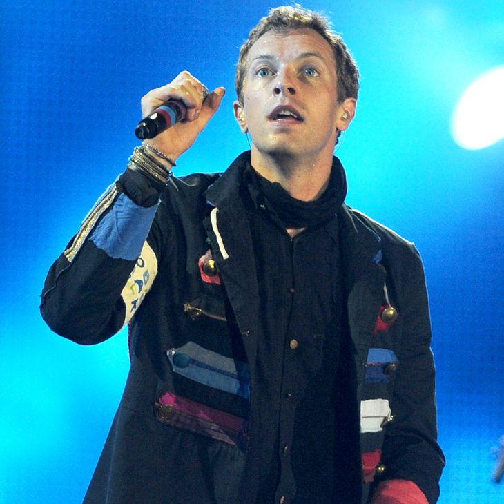 Chris Martin & Gwyneth Paltrow: Mit der Tube zum Coldplay-Konzert