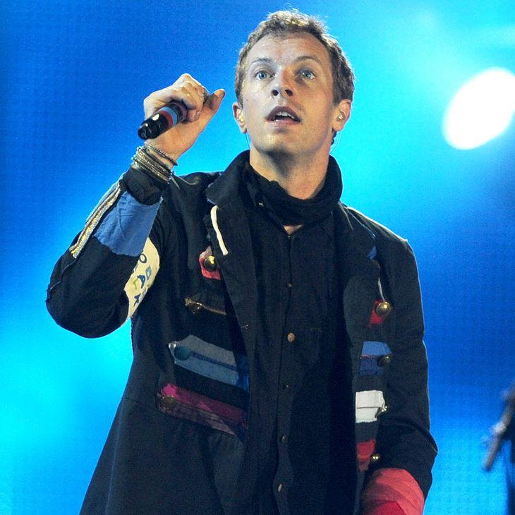 Coldplay: Überraschungsauftritt mit Gary Barlow
