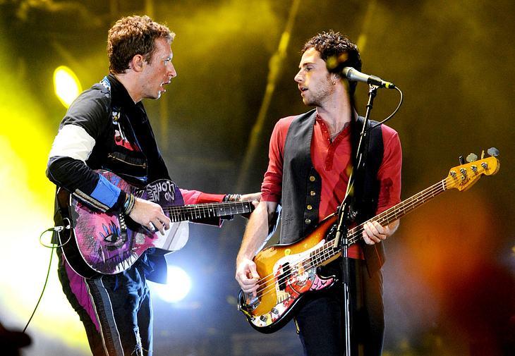Coldplay unterstützen Dorf-Kricketteam