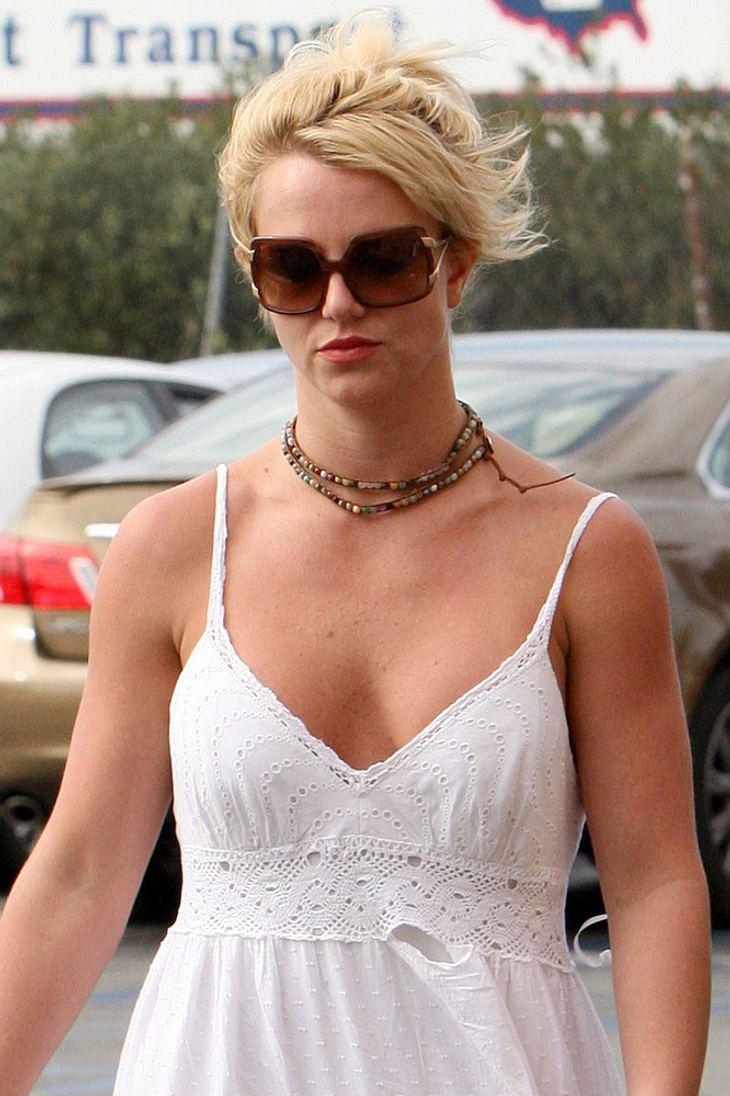 Spears' Mutter will Hochzeit mit Trawick