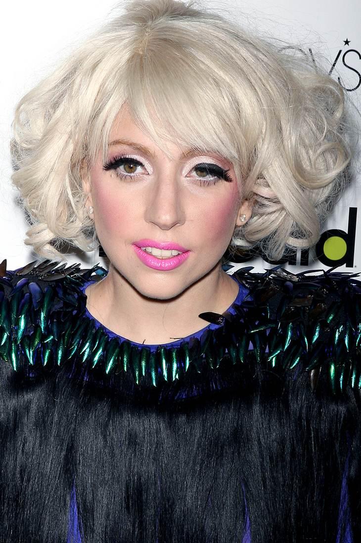 Lady Gaga kündigt Solotour an
