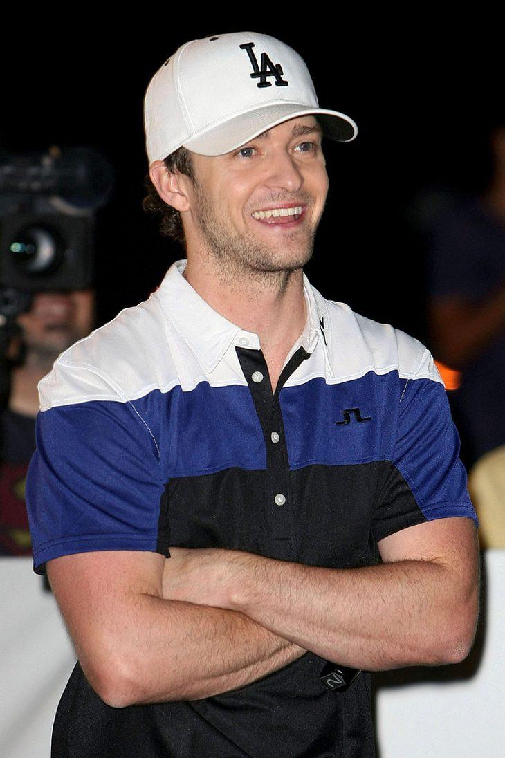Nachdem sein Mode-Label und seine eigene Alkohol-Marke nicht laufen, versucht er es jetzt mit einem Golfplatz. Justin Timberlake eröffnet Golfplatz