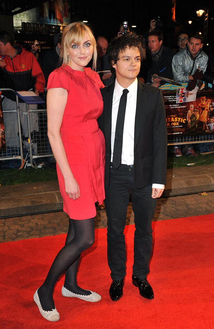 Sophie Dahl und Jamie Cullum haben geheiratet