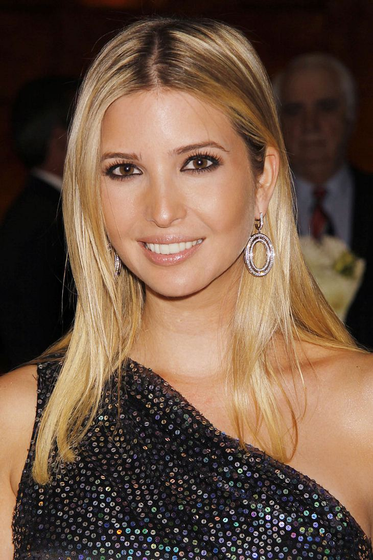 "Ivanka Trump in ""Gossip Girl"""