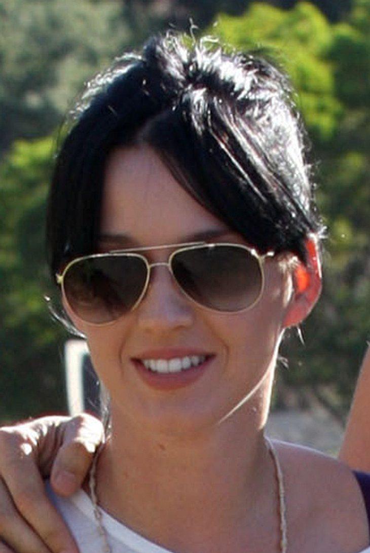 Verlobungsgerüchte um Russell Brand und Katy Perry