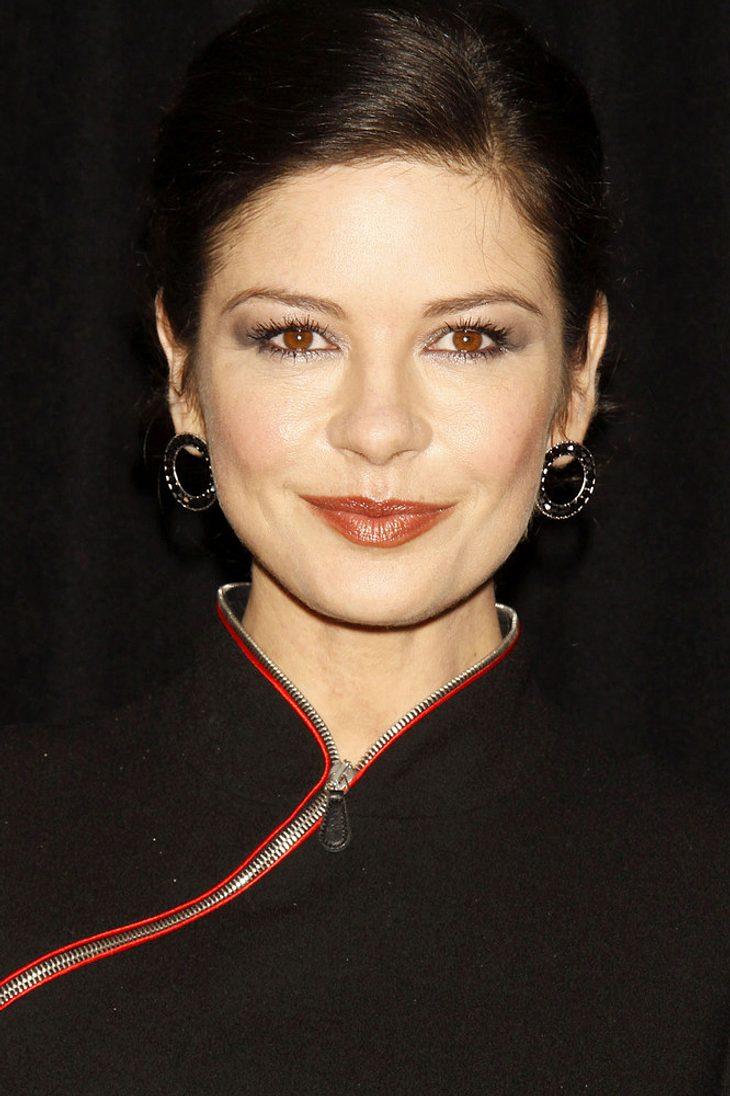 Catherine Zeta-Jones' Ozean-Bedenken