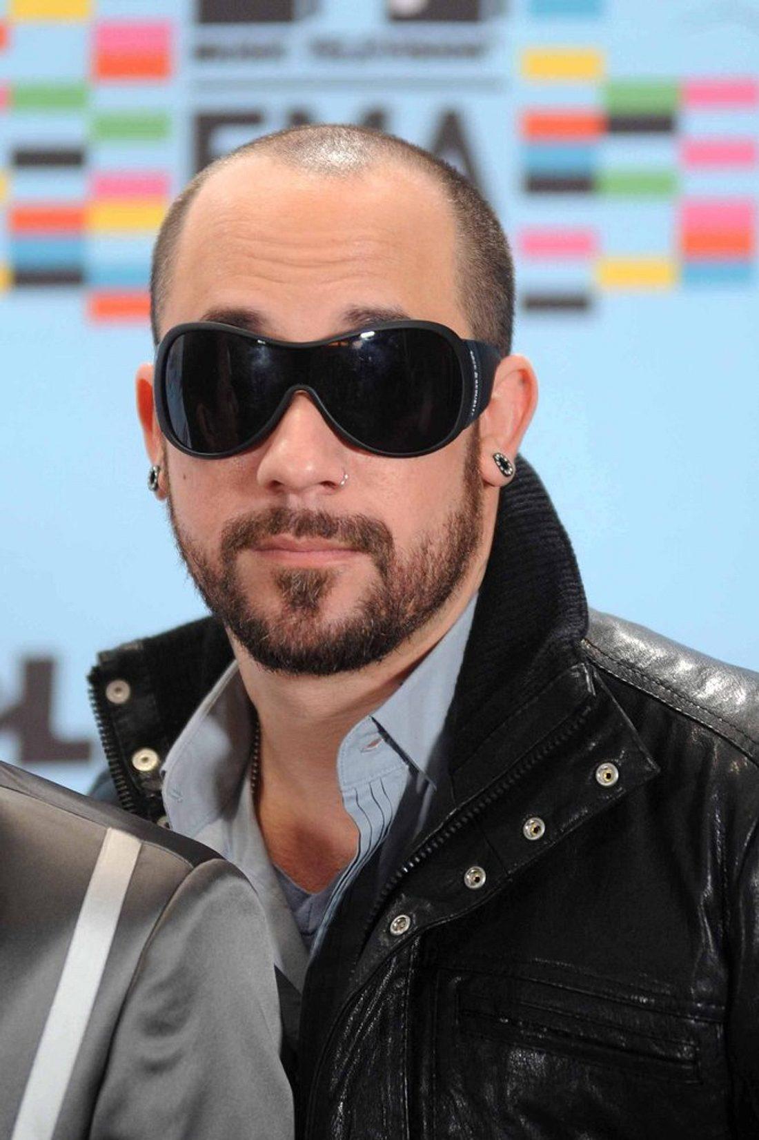 A.J. McLean fühlt sich unwohl wegen Backstreet Boys-Kreuzfahrt