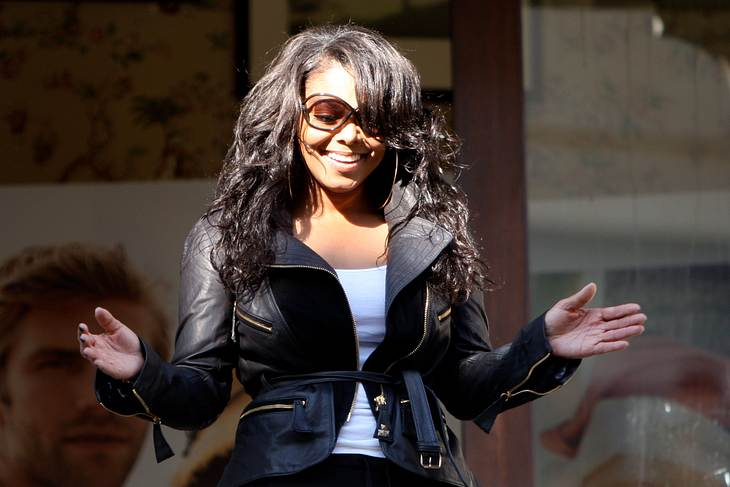 Janet geht mit Jackson 5 auf Tour