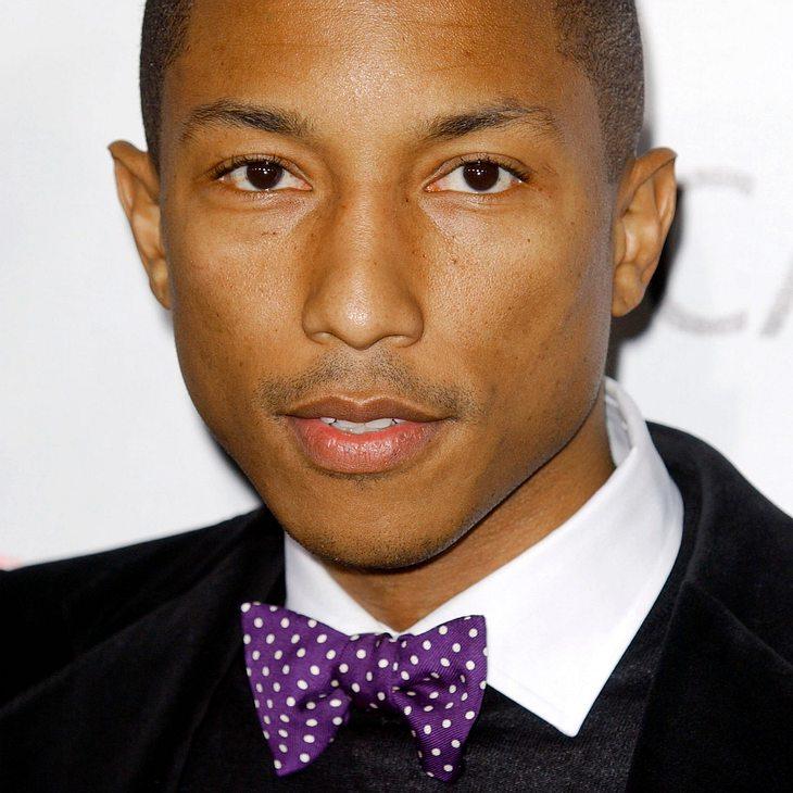 Pharrell William will Damenmode machen
