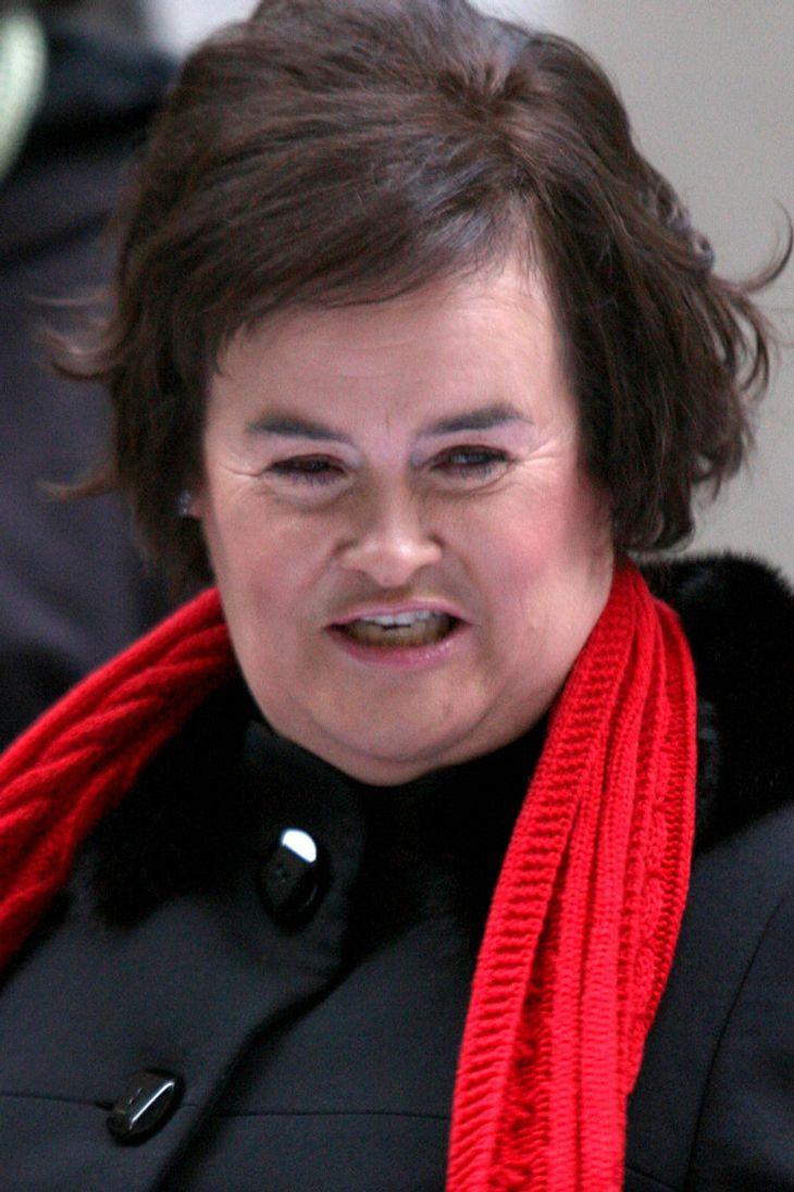 Susan Boyle will Duett mit Lady Gaga