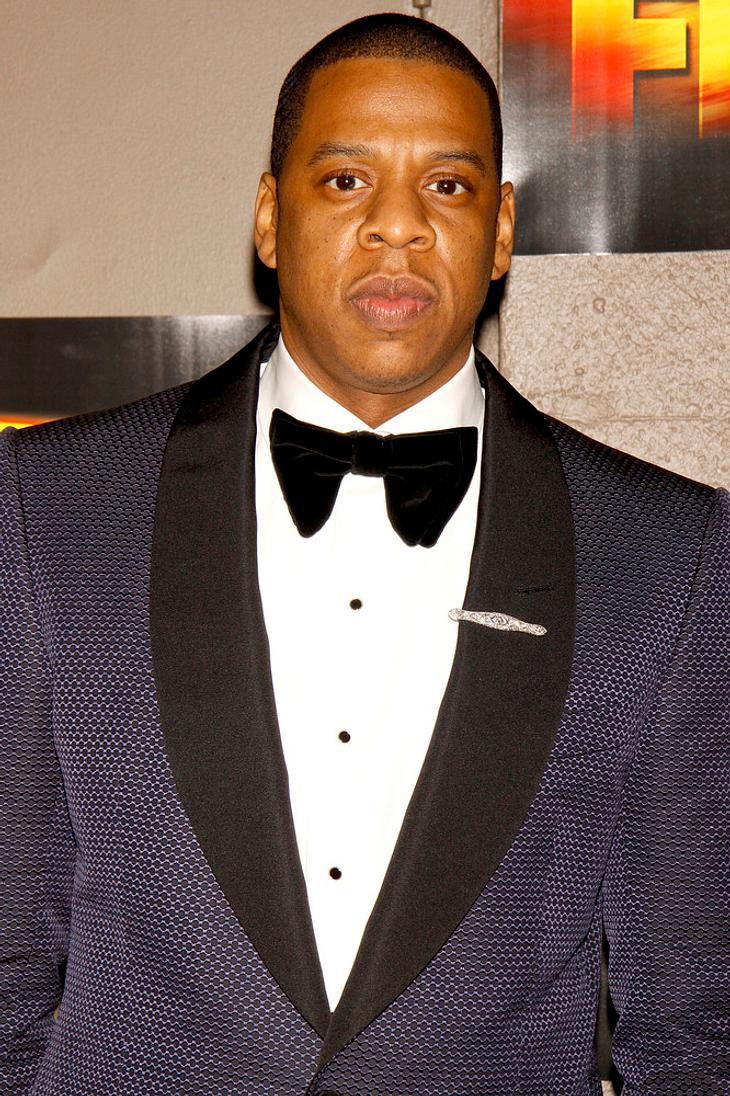 Jay-Z ist der Hiphop-Topverdiener