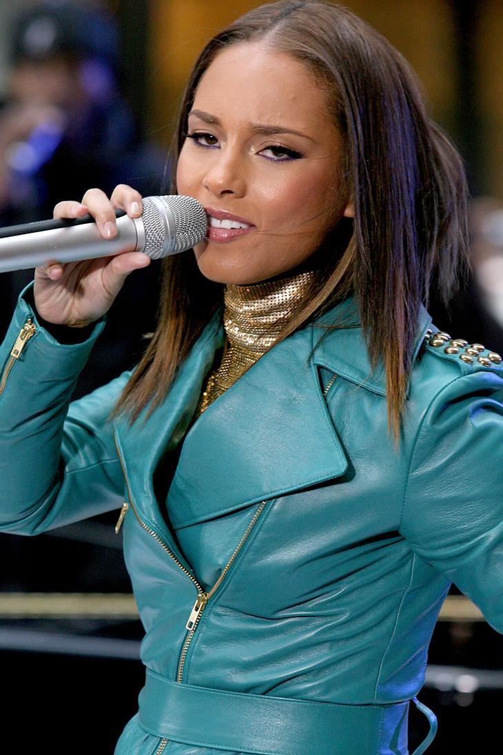 """Alicia Keys bei """"Schlag den Raab"""""""