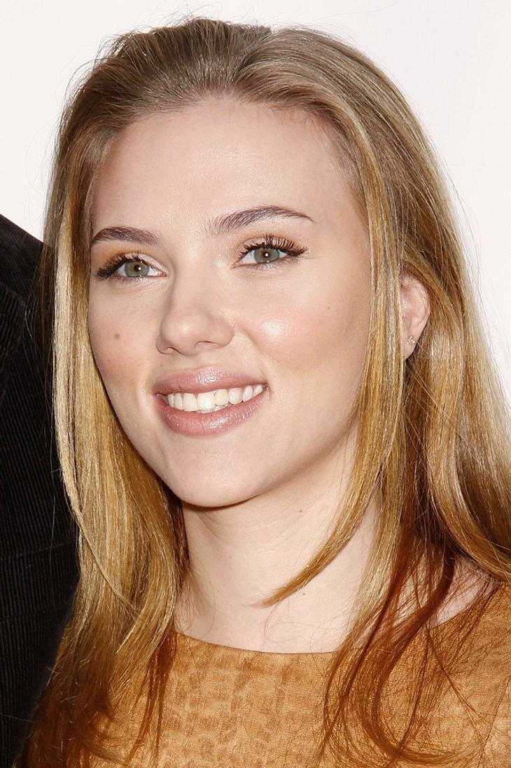 Scarlett Johanssons Schwitz-Problem