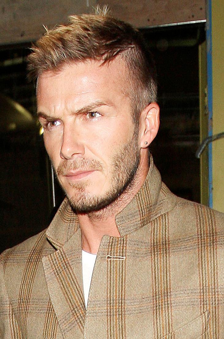 Mode von David Beckham?
