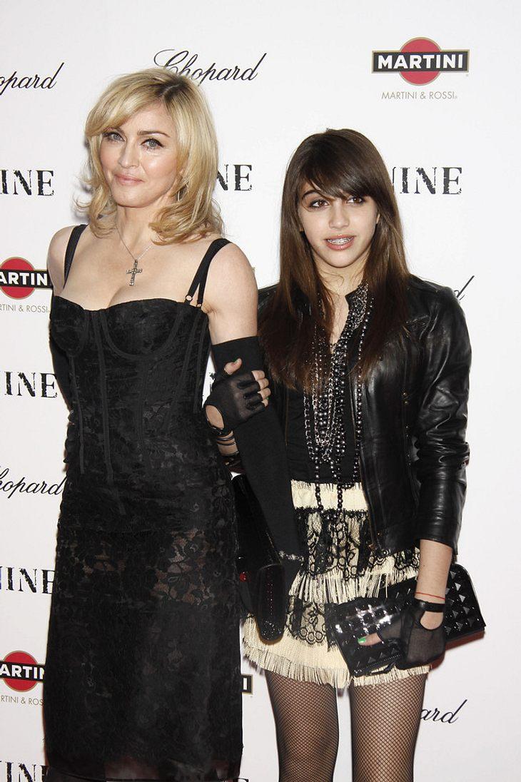 Madonna fotografiert Material Girl-Kampagne
