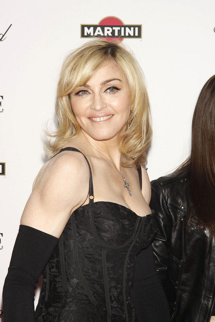 Zweites Regieprojekt für Madonna